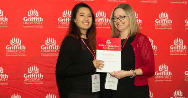 Griffith International Distinction Scholarships