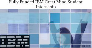 Great Mind Student Internship