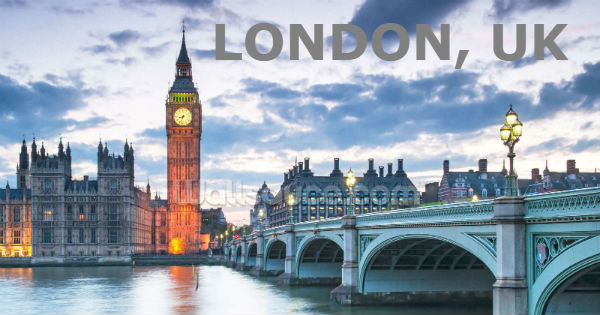 International Conference on Civil and Environmental Engineering in UK