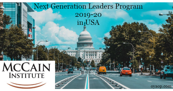 Next Generation Leaders Program