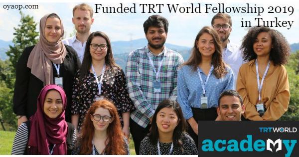 TRT World Fellowship