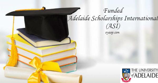 Adelaide Scholarships International
