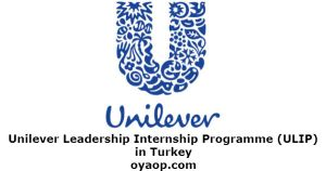 Unilever Leadership Internship Programme (ULIP) in Turkey