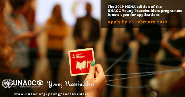 Young Peacebuilders Program