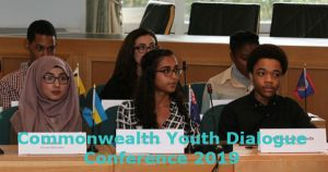 Fully Funded Commonwealth Youth Dialogue Conference 2019