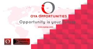 Top Recent Opportunities, Scholarships, Internships