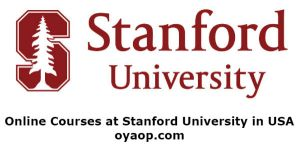 Online Courses at Stanford University in USA