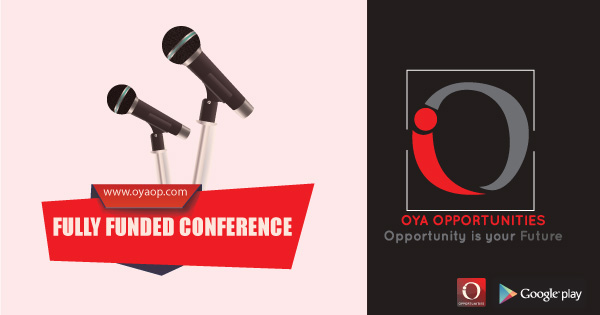 Fully Funded Conference 2019 - OYA Opportunities | OYA
