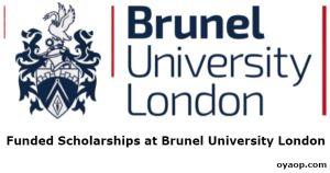 Funded Scholarships at Brunel University London