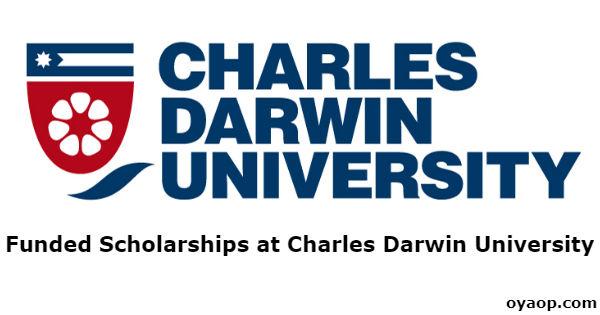 Funded Scholarships at Charles Darwin UniversityFunded Scholarships at Charles Darwin University
