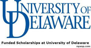 Funded Scholarships at University of Delaware
