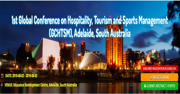Global Conference on Hospitality,