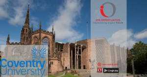 Funded Entrepreneurial Scholarship at Coventry University