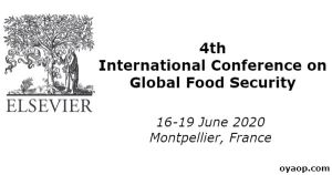 International Conference on Global Food Security 2020