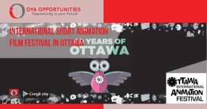 International Short Animation Film Festival in Ottawa