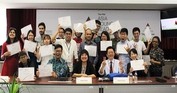 6th Asia Young Leaders Program in Taiwan