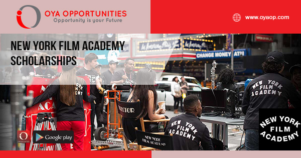 New York Film Academy Provides need-based Scholarships to domestic as well as international students