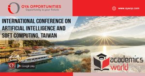 International Conference on Artificial Intelligence and Soft Computing, Taiwan