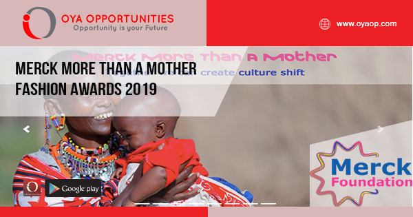 Merck More Than a Mother Fashion Awards 2019
