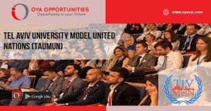 Tel Aviv University Model United Nations (TAUMUN)