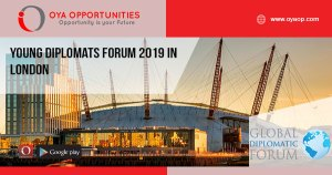 Young Diplomats Forum 2019 in London