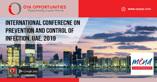 International conferecne on Prevention and Control of Infection, UAE