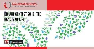 Bio Art Contest 2019