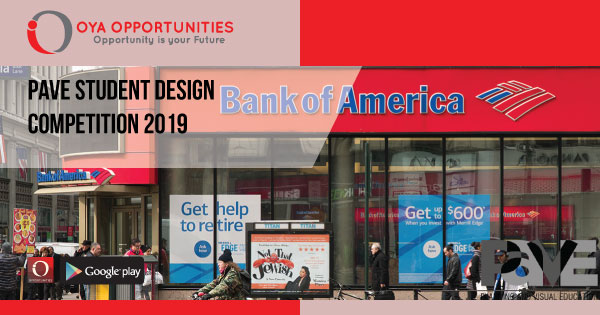 PAVE Student Design Competition 2019