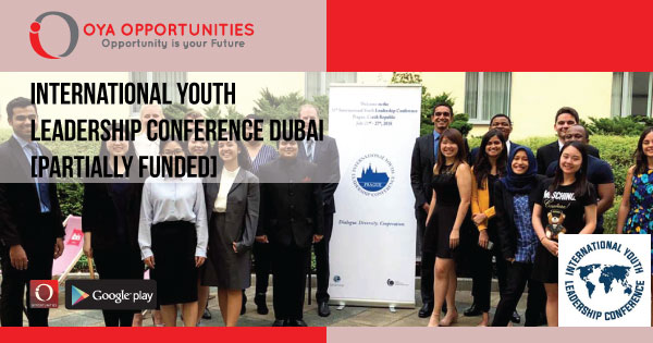 International Youth Leadership Conference Dubai [Partially