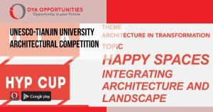 UNESCO-Tianjin University Architectural Competition