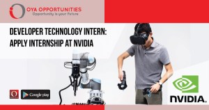 Developer Technology Intern | Apply Internship at Nvidia