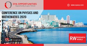 Academic Conference on Applied Physics and Mathematics 2020