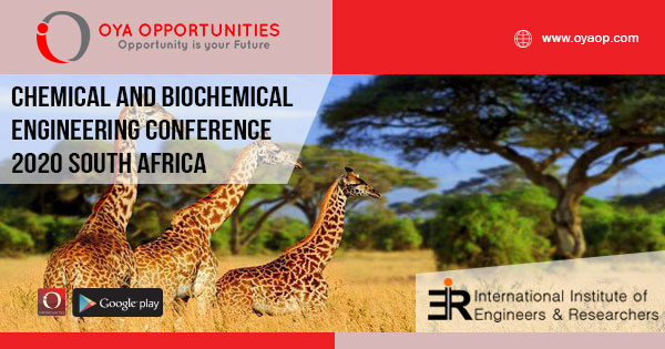 Chemical Engineering Conferece 2020