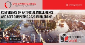 Conference on Artificial Intelligence and Soft Computing 2020 in Brisbane