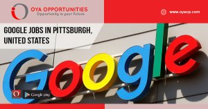 Google jobs in Pittsburgh, United States