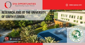 Research Jobs at the University of South Florida