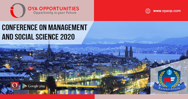 Conference on Management and Social Science 2020
