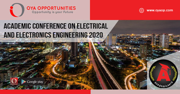Academic Conference on Electrical and Electronics Engineering 2020
