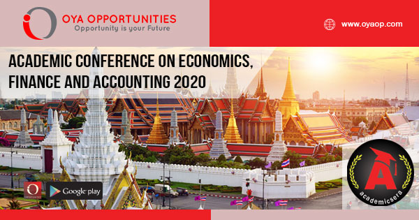 Academic Conference on Economics, Finance and Accounting 2020