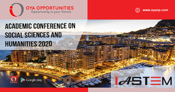 Academic Conference on Social Sciences and Humanities 2020