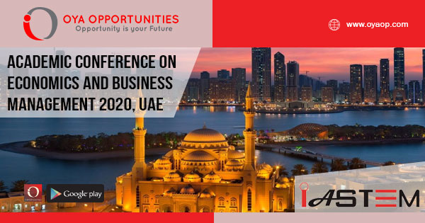 Academic Conference on Economics and Business Management 2020
