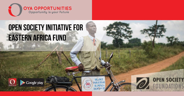 Open Society Initiative for Eastern Africa Fund