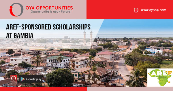 AREF-Sponsored Scholarships at Gambia