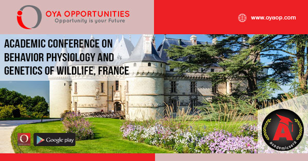 Academic Conference 2020 on Behavior Physiology and Genetics of Wildlife