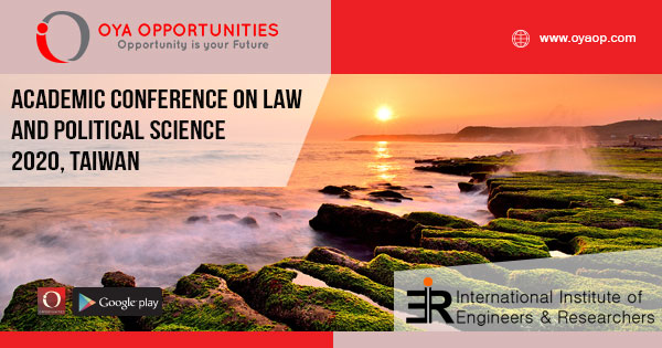 Academic Conference 2020 on Law and Political Science