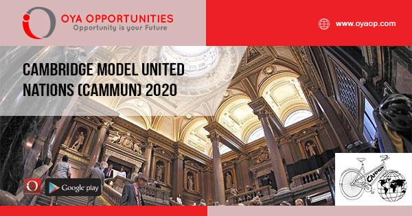 Cambridge Model United Nations