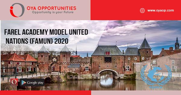Farel Academy Model United Nations (FAMUN) 2020