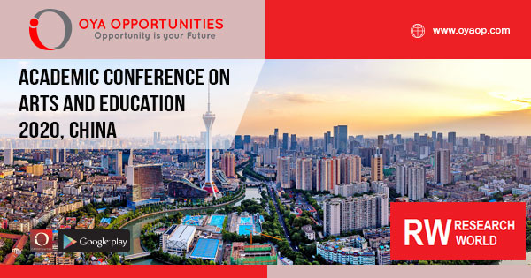 Academic Conference 2020 on Arts and Education, China