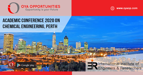 Academic Conference 2020 on Chemical Engineering