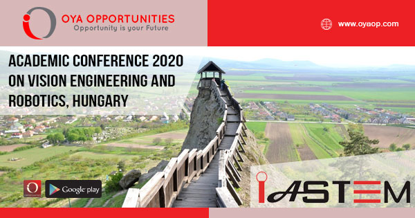 Academic Conference 2020 on Vision Engineering and Robotics